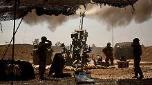 Offensive auf IS-Hochburg: UN: Halbe Million aus Mossul vertrieben