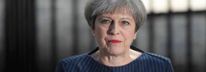 """""""Vom Brexit gibt es kein Zurück"""": May kündigt vorgezogene Wahlen an"""