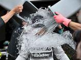 Frösteln für ALS: Was bleibt von der Ice Bucket Challenge?