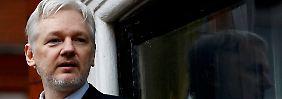 """""""Unsere Quelle ist kein Staat"""": Assange dementiert lancierte Leaks"""