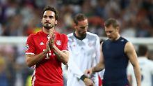 Rot, Verlängerung, Abseitstor: Real Madrid wirft FC Bayern raus