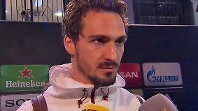 """Stimmen zum Bayern-Aus: Hummels: """"Gegentore zum 2:2 und 2:3 waren irregulär"""""""
