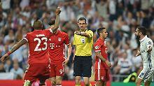 Keine Schiri-Attacke?: Bayern wehrt sich gegen Pöbel-Vorwürfe