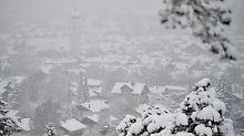 Frost und Schnee: Kleiner Winter hält sich hartnäckig