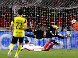 Viertelfinale ist Endstation: Monaco lässt Dortmunds Traum platzen