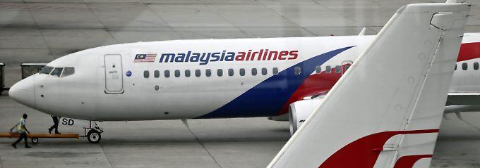 Flugzeug bleibt verschollen: MH370-Suche bringt Forschern Tiefseekarten