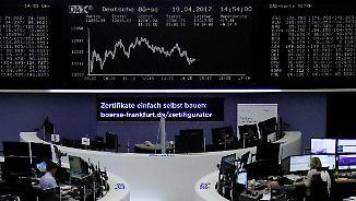 Gefahr eines Rechtsrucks: Frankreich-Wahl verunsichert Aktienmärkte