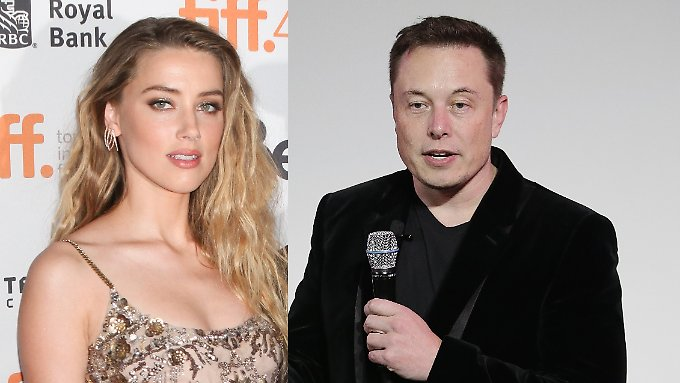 Amber Heard will Elon Musk sogar heiraten, behauptete ihr Vater.