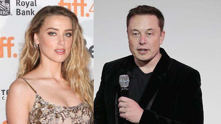 Amber Heard will Elon Musk heiraten, sagt ihr Vater. Aber ist da wirklich etwas dran?