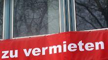Keine Mieter in Sicht: Mit leerstehender Immobilie Steuern sparen