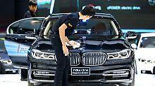 3-Milliarden-Euro-Marke geknackt: BMW überrascht mit Gewinnsprung