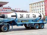 Erklärung des UN-Sicherheitsrats: Moskau lässt Verurteilung Nordkoreas zu