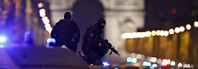 Zeuge beschreibt mutmaßlichen Terrorakt: Tödliche Schüsse auf Polizisten erschüttern Paris