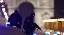 Bestimmendes Thema in Frankreich: Der Anti-Terror-Kampf macht den Präsidenten
