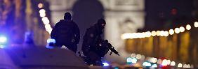 """Täter von Paris war """"bekannt"""": Mann in Belgien hat """"keine Verbindung"""" zur Tat"""