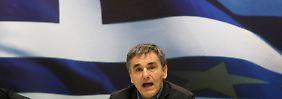 Sieben Milliarden Überschuss: Athen übertrifft Etat-Ziel