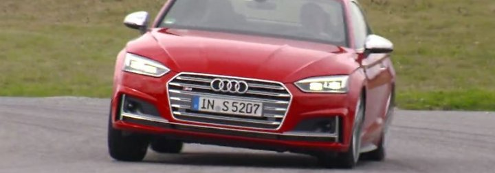 Neuer Straßenschreck im alten Gewand: Audi S5 lässt Fahren zum Erlebnis werden