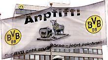 """Mehr als nur ein """"Zockerpapier"""": Die BVB-Aktie"""