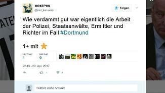 Tatverdächtiger gefasst: Netz überhäuft Dortmunder Ermittler mit Lob