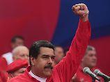 Vorwurf Putschversuch: Venezuela zielt auf Telefónica