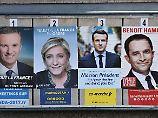 Sorge vor EU-Kritikern: Frankreich-Wahl könnte Märkte erschüttern