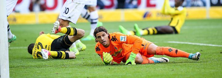 Borussia Mönchengladbach - Borussia Dortmund 2:3 (1:1)