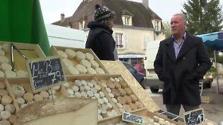 """""""Für, gegen, ungültig - man weiß es nicht"""": Dörfchen Donzy ist Frankreichs Wahl-Orakel"""
