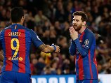 Letzte Meisterchance Clásico: Barça muss Reals Fußballtempel stürmen
