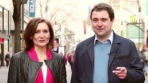 NAH DRAN!! - Ihre Geschichten bei n-tv: Nach der Wahl: Das bewegt Deutschland
