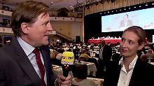 """Alice Weidel im n-tv Interview: """"Wir haben eine lebendige Streitkultur"""""""