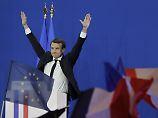 Pragmatismus in Brüssel: EU-Vertreter setzen auf Macron
