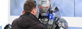 Industrie 4.0: Roboter-Parade auf Hannover Messe