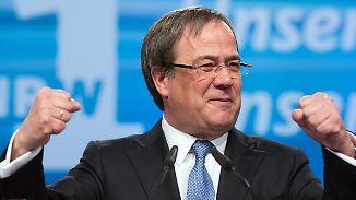 Wahl in Nordrhein-Westfalen: Die CDU kann es schaffen - trotz Laschet
