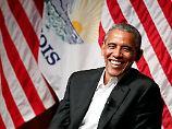 """""""War was los, als ich weg war?"""": Barack Obama ist zurück"""
