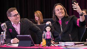 Telekomtochter wächst weiter: T-Mobile US schaltet den Turbo ein