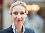 Person der Woche: Alice Weidel: Das Schneewittchen der AfD