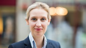 Alice Weidel ist auf den ersten Blick ganz anders als andere in der AfD. Sie kann aber auch die Scharfmacherin geben.