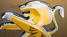 PSA steht vor der Übernahme von Opel.