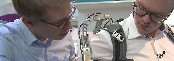 Innovationen auf der Hannover Messe: Futuristische Helferlein sollen den Alltag erleichtern