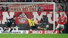 So läuft der Pokal-Dauerbrenner: Bayern droht der GAU, BVB der Doppel-GAU