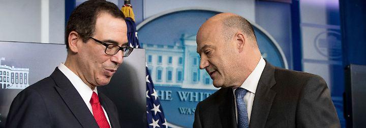 """""""Tonnenweise neue Jobs"""": US-Regierung will Steuern massiv senken"""