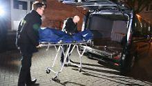 Mordkommission ermittelt: Polizist erschießt Mann in Essen