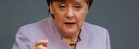 """Kritik an türkischer Justiz: Merkel rügt """"Vorverurteilung"""" Yücels"""