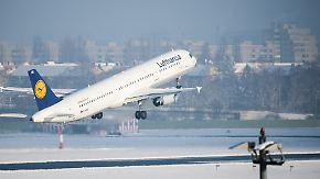 Trotz reiseschwachen Winterquartals: Lufthansa fliegt überraschend Gewinn ein