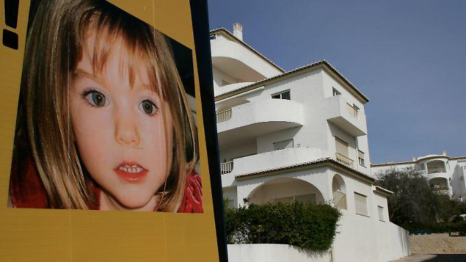Mit diesem Foto sucht die Familie McCann seit zehn Jahren nach Madeleine.