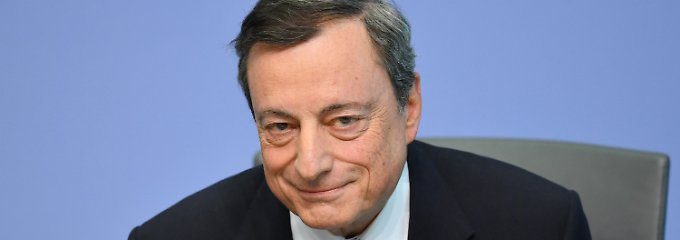 Erholung wohl kein Strohfeuer: Draghi wagt etwas weniger Pessimismus