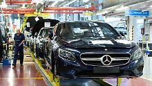 Streit um verbotenes Kältemittel: Daimler soll 134.000 Autos zurückrufen