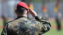 Soldat unter Terrorverdacht: Fremdenfeind spielt Flüchtling