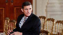 Russische Gagen verschwiegen: Neue Dokumente belasten Ex-Berater Flynn