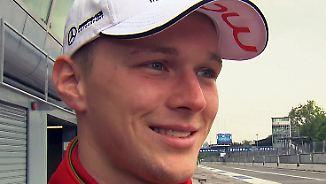 """Formel-3-Pilot Günther im Interview: """"Ein Traum, wenn man für ein italienisches Team fährt"""""""